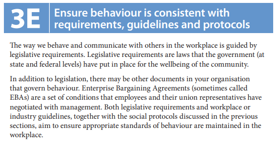 BSBCMM201 Communicate In The Workplace Assessment